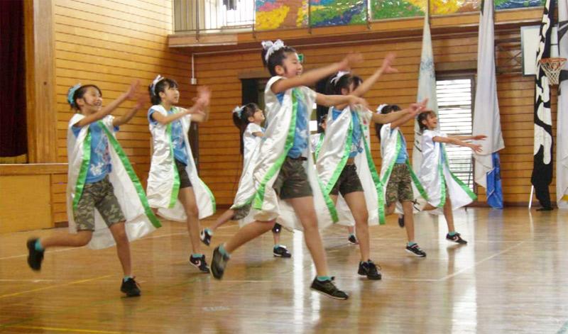 SAKADO WINDSが、行徳よさこい第6回卒業の会(市川市)に参加しました。